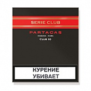 Partagas Club Series